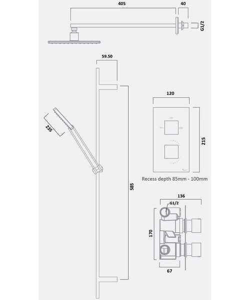 Technical drawing 30178 / SND1610