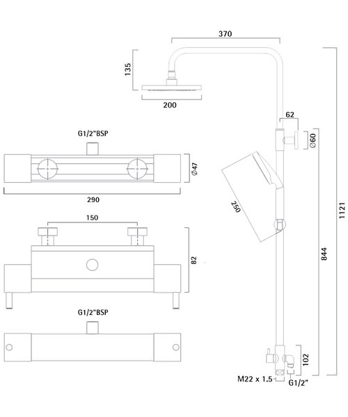 Technical drawing 30191 / SKN0706