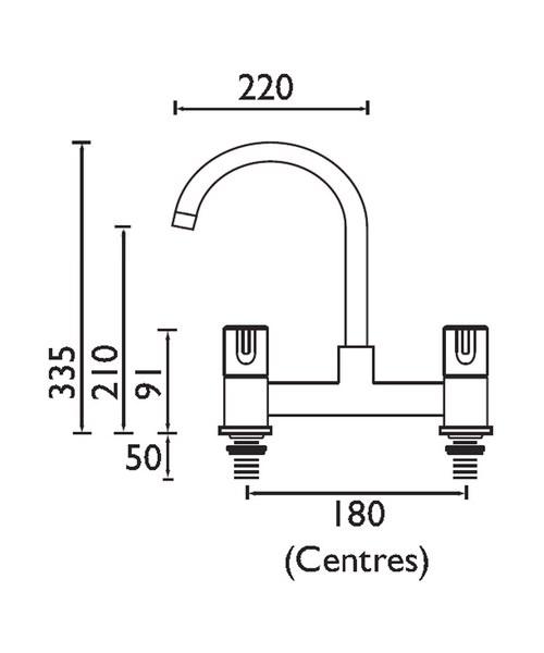 Technical drawing 3023 / DUL DSM C