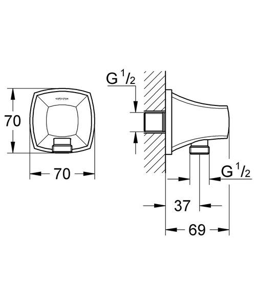Technical drawing 30544 / 27970000