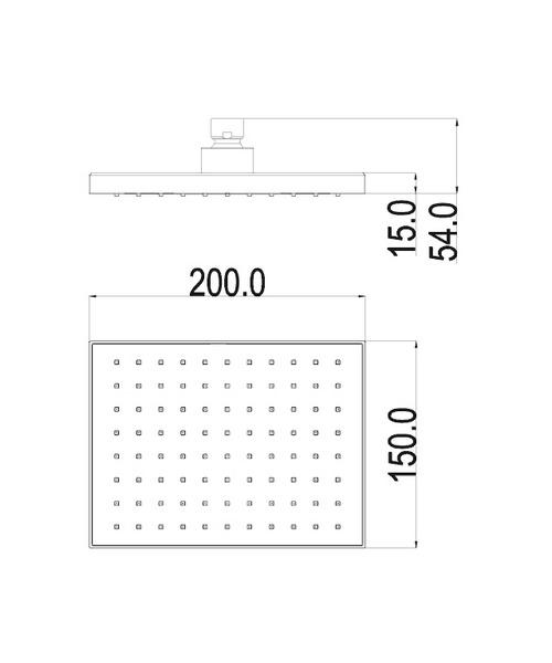 Technical drawing 30614 / KI082