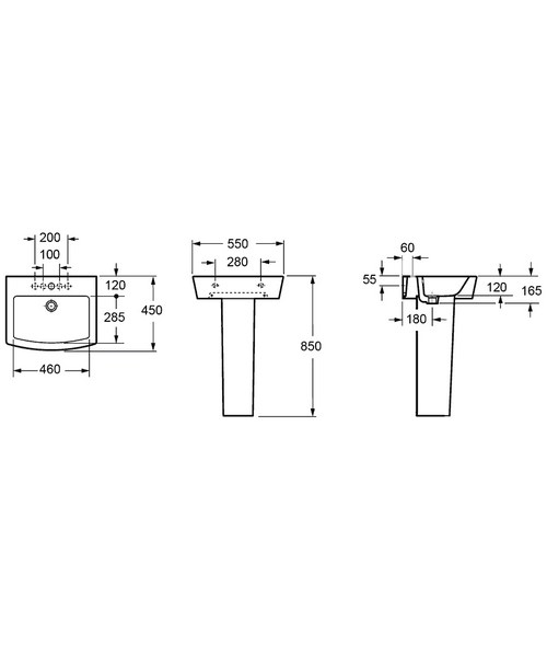 Technical drawing 30654 / L1060