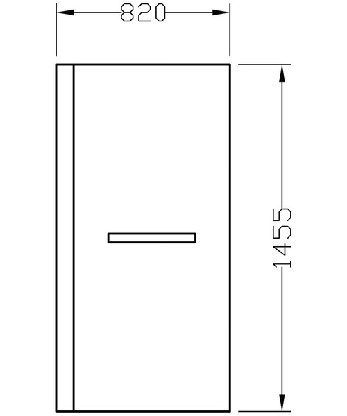 Technical drawing 30710 / PBBQBS