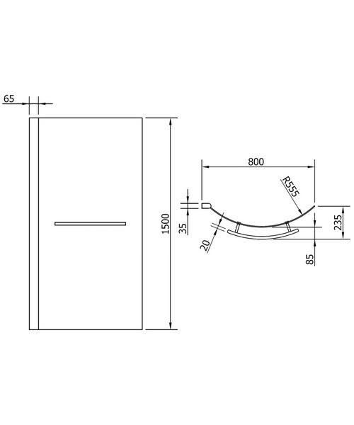 Technical drawing 30712 / PBSBS