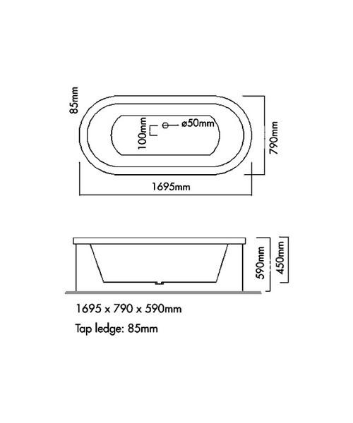Technical drawing 30724 / PB106NEW