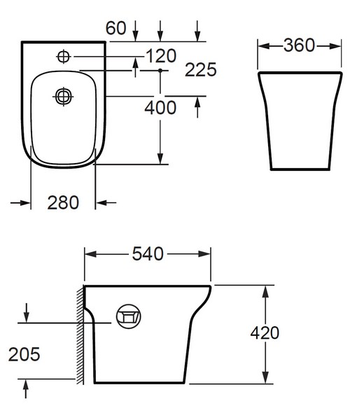 Technical drawing 30749 / B10134