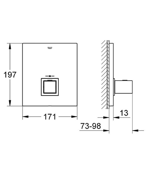 Technical drawing 31190 / 19961000