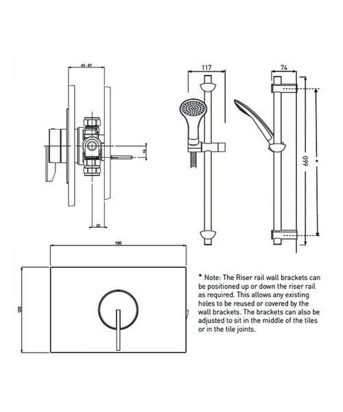 Technical drawing 32025 / SOQ2 SHCAR C
