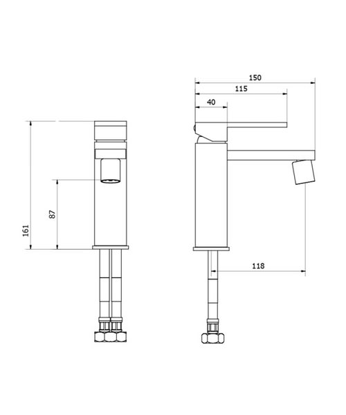 Technical drawing 32173 / ZN210DNC