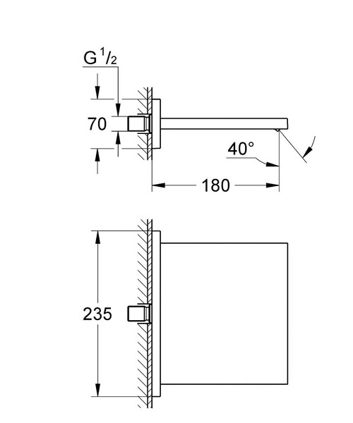 Technical drawing 32209 / 13317000