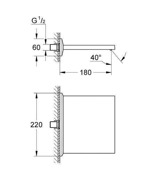 Technical drawing 32210 / 13319000