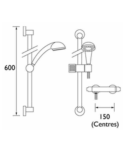 Technical drawing 3229 / AR2 SHXSMFF C