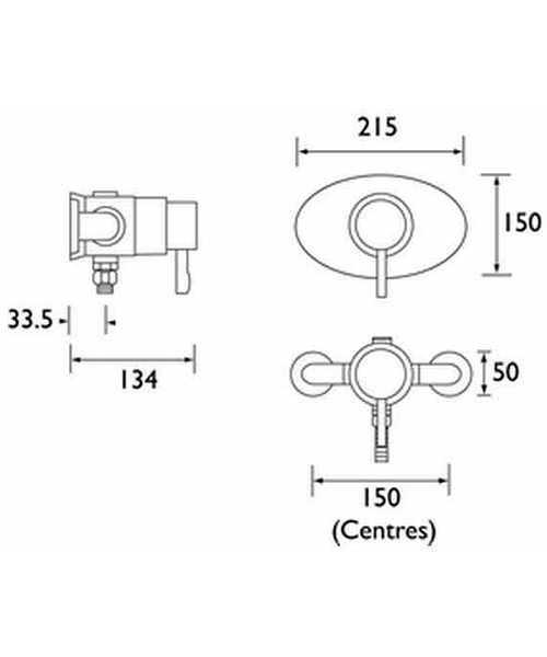 Technical drawing 3263 / PM SQSHXVO C