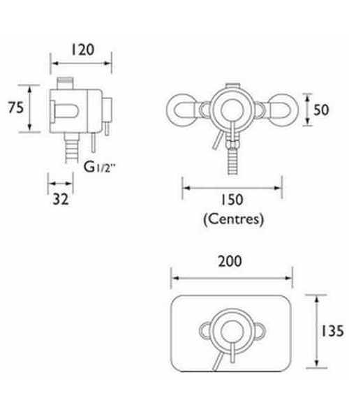 Technical drawing 3264 / PM CSHXVO C