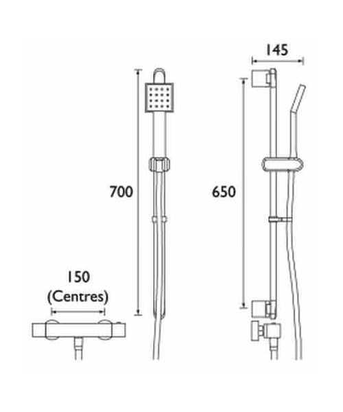 Technical drawing 3277 / QD SHXSMFF C