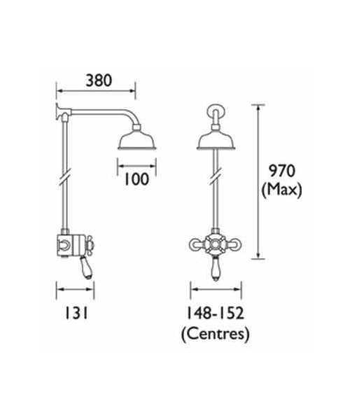 Technical drawing 3299 / R2 SHXRR C