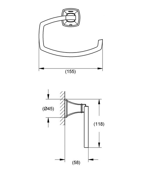 Technical drawing 33364 / 40625000
