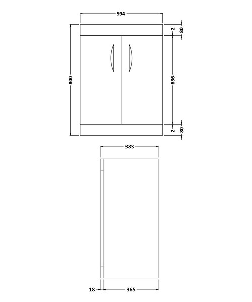 Technical drawing 33528 / CAB194