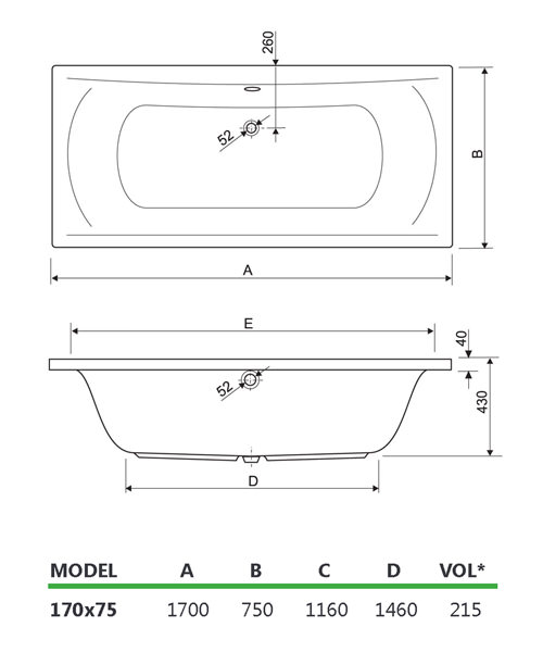 Technical drawing 33984 / 200ARE1775AQMAXCWS24