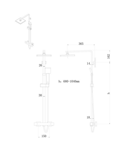 Technical drawing 34060 / JTY386