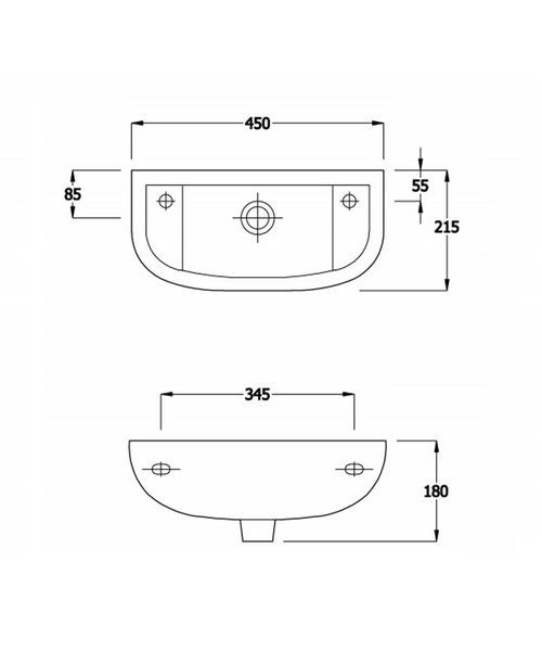 Technical drawing 34205 / EC1012