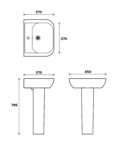 Technical drawing 34211 / EC4006