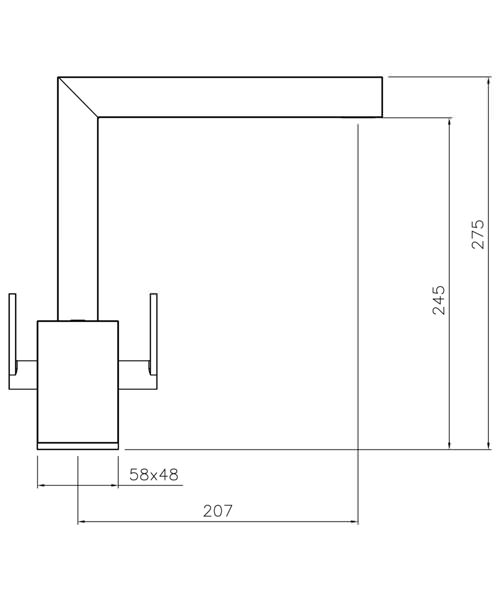 Technical drawing 34455 / AT1195