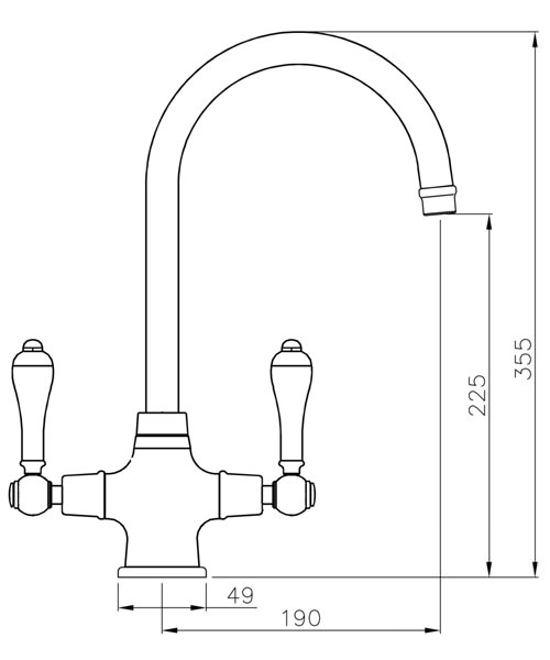 Technical drawing 34458 / AT1216