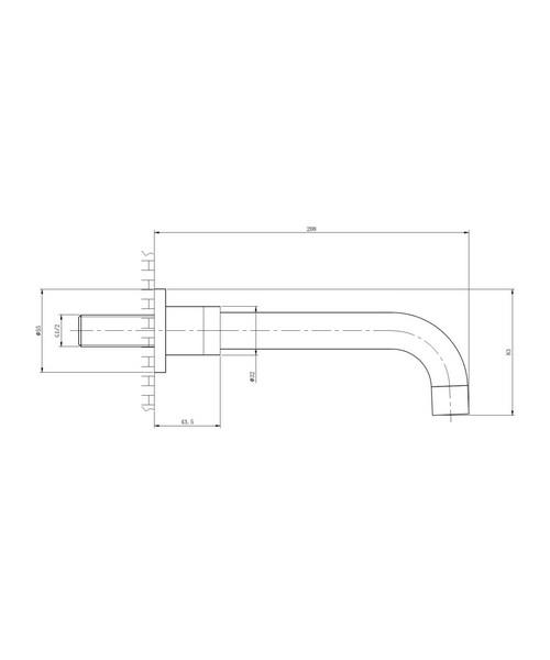 Technical drawing 34557 / AR012