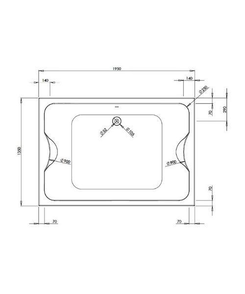 Technical drawing 34575 / BH002C