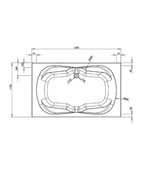 Technical drawing 34579 / BH003C