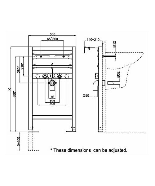 Technical drawing 34584 / CC017