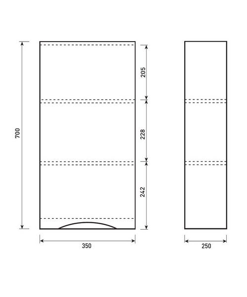 Technical drawing 34626 / UN048