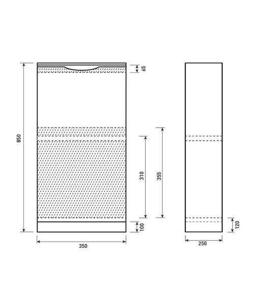 Technical drawing 34627 / UN047