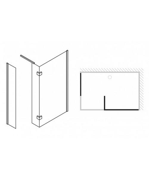 Technical drawing 3481 / DWDSC1400+