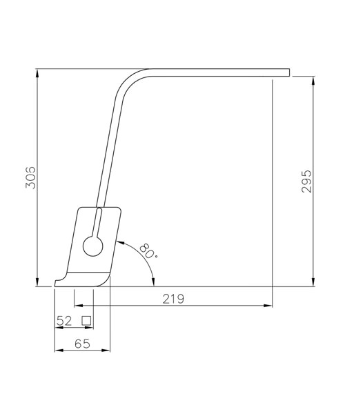 Technical drawing 35665 / AT1189