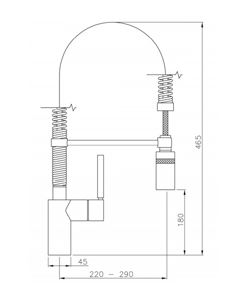 Technical drawing 35671 / AT1115