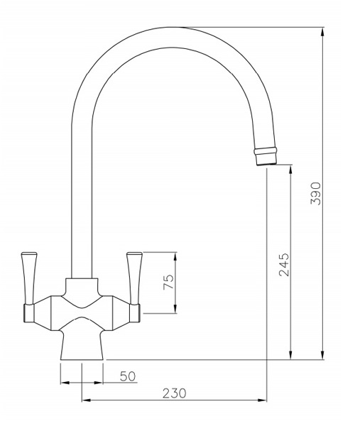 Technical drawing 35689 / AT1019