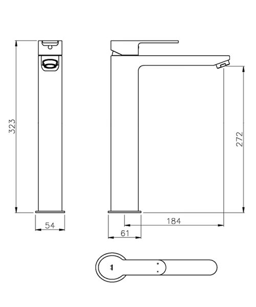 Technical drawing 35765 / AB1553