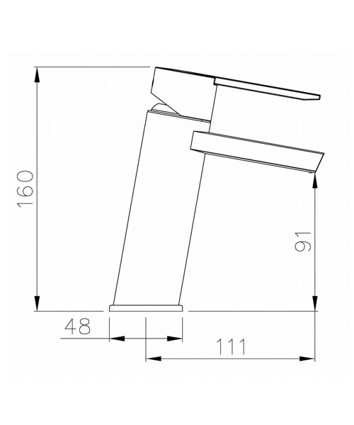 Technical drawing 35815 / AB1351
