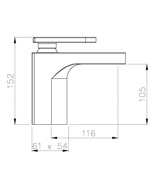 Technical drawing 35821 / AB1001