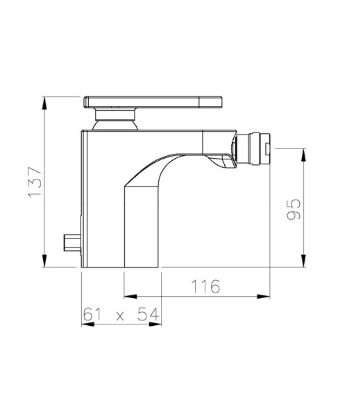 Technical drawing 35823 / AB1003