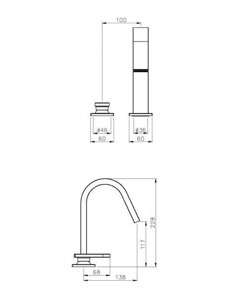 Technical drawing 35825 / AB1007