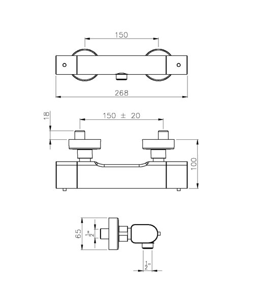 Technical drawing 35827 / AB2105