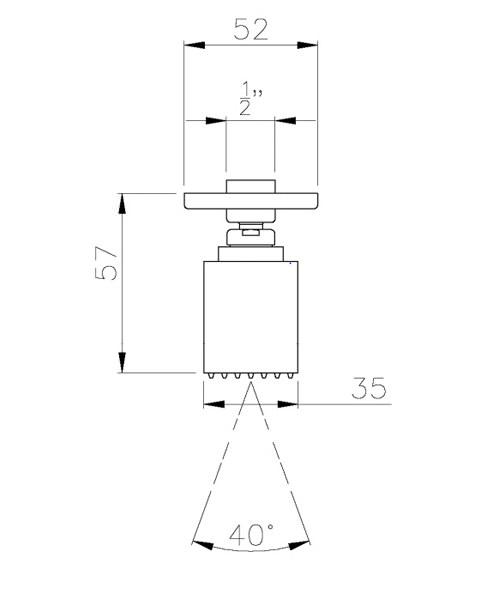Technical drawing 35849 / AB2425