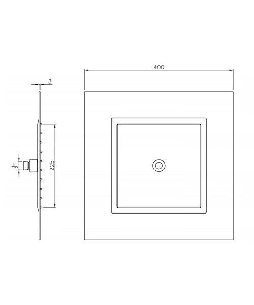 Technical drawing 35927 / AB2430