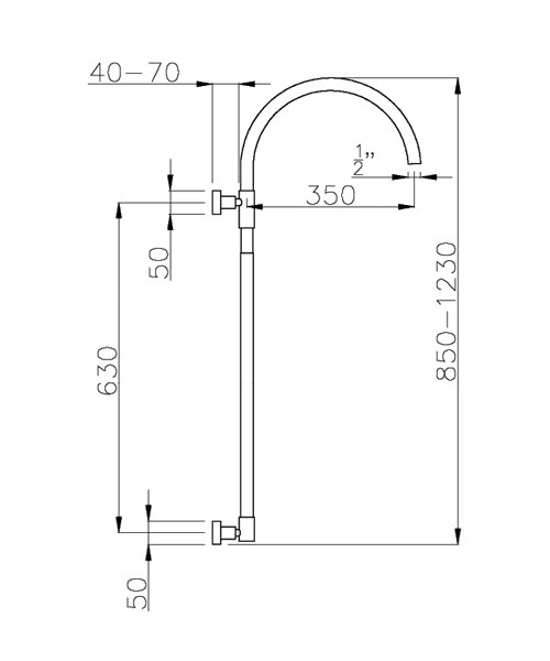 Technical drawing 35930 / AB2301
