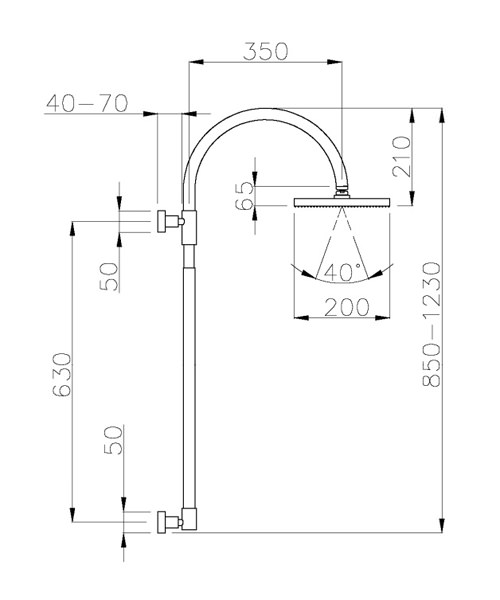 Technical drawing 35931 / AB2310