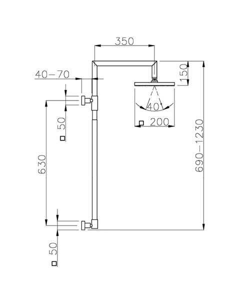Technical drawing 35937 / AB2312