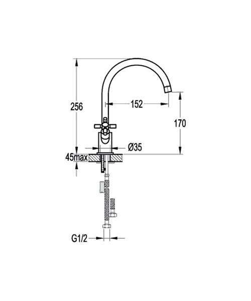 Technical drawing 36043 / XLBAS